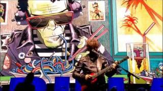 Gorillaz - Some Kind Of Nature (Live @ Glastonbury 2010)