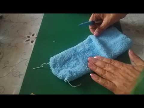 Мягкая игрушка своими руками из носков