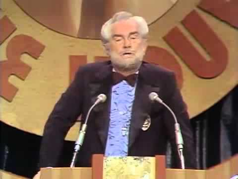 Foster Brooks Roasts Angie Dickinson Woman of the Hour