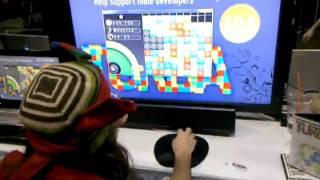 Turba-Man playing Turba