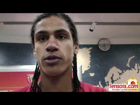 ITW Raphael Varane après Lens Montpellier