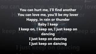 Ellie Goulding 2016-Keep on Dancin' (Lyrics)