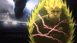 Neymar Jr ★ Super Saiyan , Skills & Goals 2016 ►Love me - 1080p