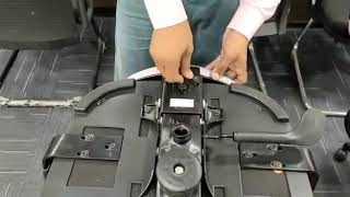 DIY  How to install Featherlite Astro Chair