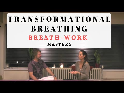 TRANSFORMATIONAL BREATH With Alan Dolan | The Secret Bliss