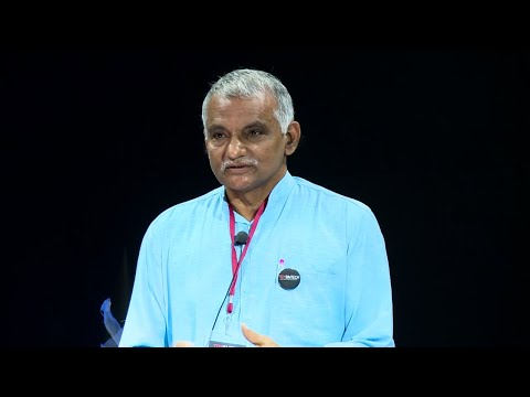 Being Doctor To The Reluctant Patient | Dr. Prakash Amte | TEDxBIMTECH