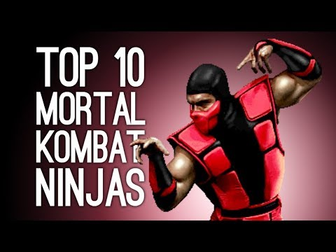 10 Mortal Kombat Ninjas Ranked from Best to Worst thumbnail