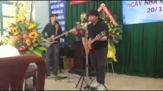 Lá Thư Gửi Thầy [ Rock Ballad ] - Arrangement By SGH Team