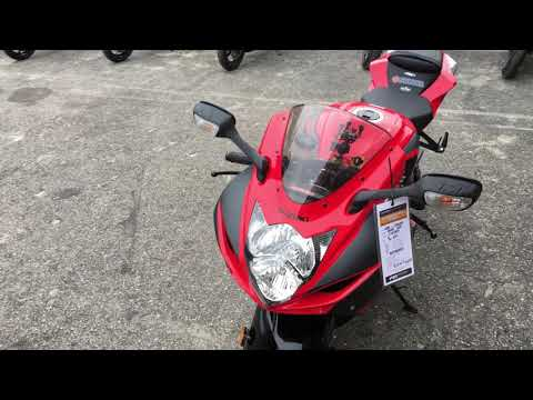 2016 Suzuki GSXR 600-Flip My Cycle