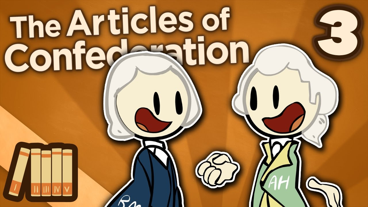 The Articles of Confederation , Finding Finances , Extra History , 3