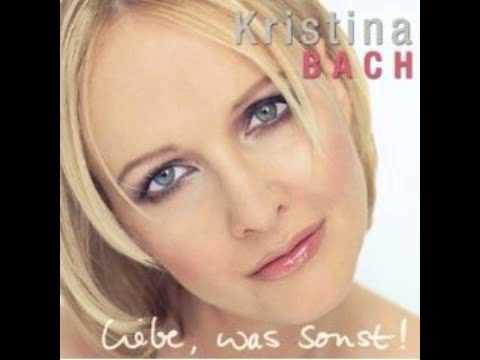 Kristina Bach Erst Ein Cappuccino (Only a Cappuccino)