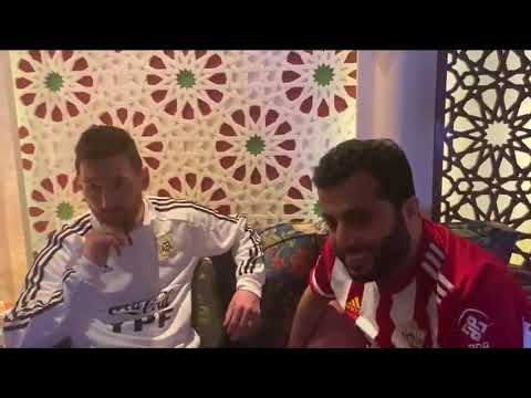 La propuesta que le hicieron a Messi y que le causó mucha gracia al jugador