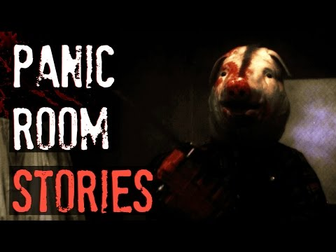 3 Scary TRUE Panic Room Stories