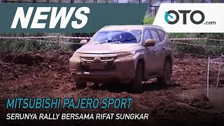 Download Video Serunya Gelaran All New Pajero Sport Family Gathering di Medan | OTO.com MP3 3GP MP4