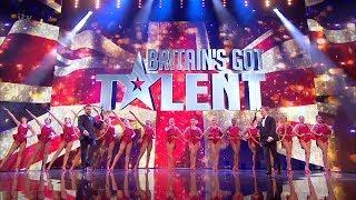 Britain's Got Talent 2017 Live Finals Season 11 Episode 18 Intro Full S11E18