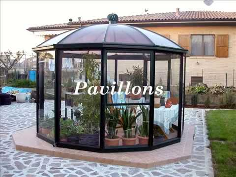 Top Pavillons - Gewächshäuser - YouTube GE68