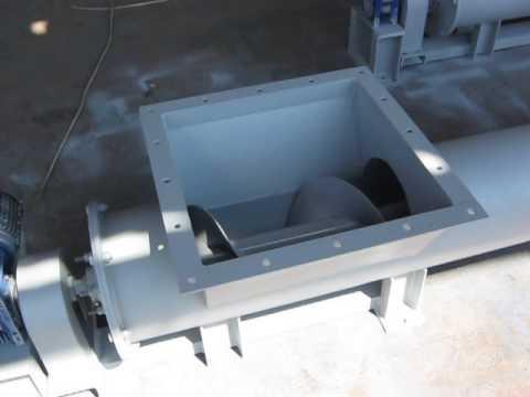 шнековый питатель, производство GrenTex