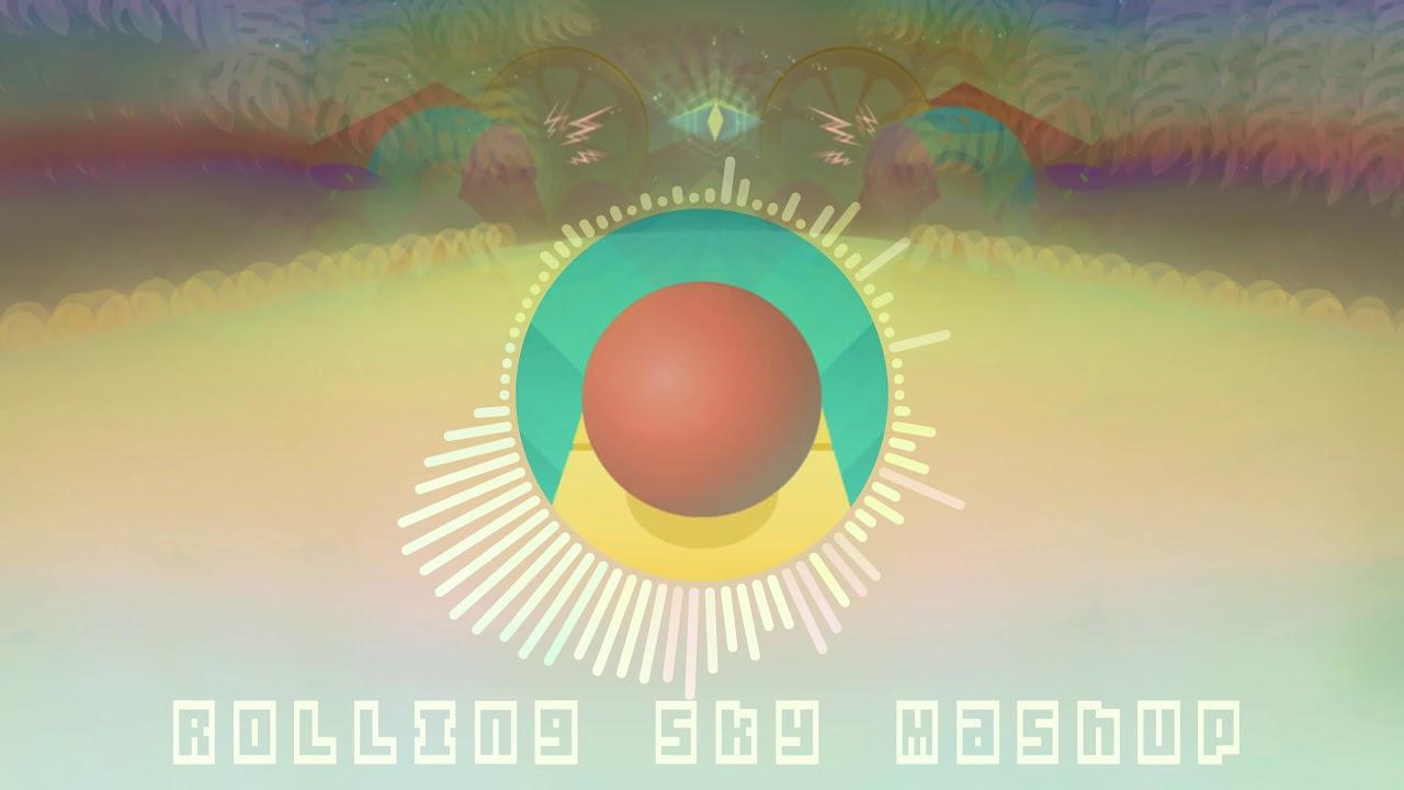 Download Rolling Sky Mashup - Bonus 34 x Mental Rave (Soundtrack)