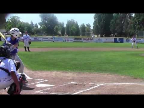 District 35 12s: Petaluma Valley vs Santa Rosa American, 7-4-13