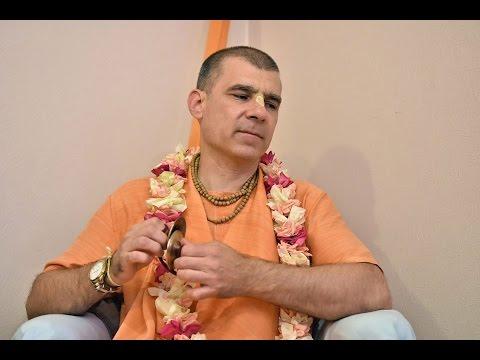 Шримад Бхагаватам 1.15.25-26 - Бхакти Расаяна Сагара Свами