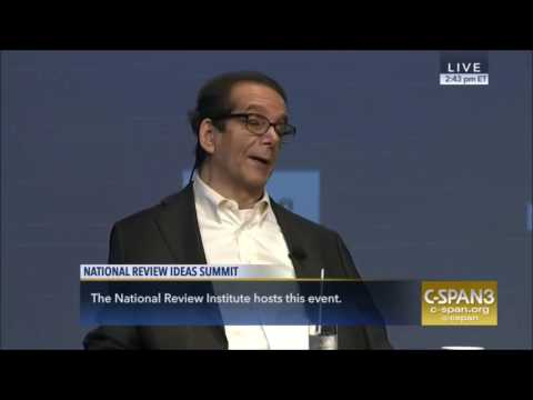 Charles Krauthammer at the National Review Institute Ideas Summit