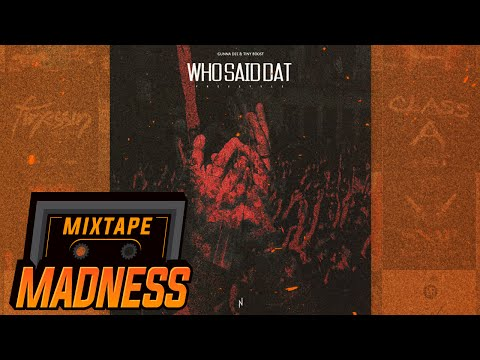 Tiny Boost x Gunna Dee - Who Said Dat freestyle #BlastFromThePast | @MixtapeMadness