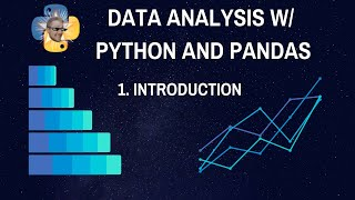 Gambar cover Introduction - Data Analysis and Data Science with Python and Pandas