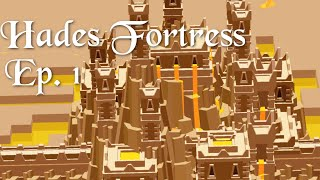 Hades Fortress Episode 1 | Tower of the Fates | Pocket Build