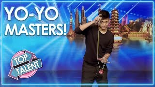 YO-YO MASTERS On Got Talent! | Top Talent
