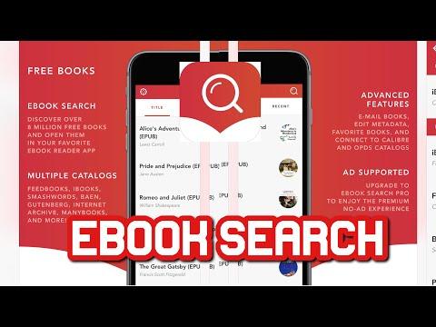 2 Min App Rave Friday | Ebook Search (FREE EBOOKS!!)