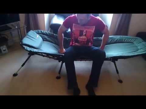 Carptrix Bedchair Unboxing Demo