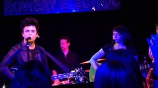 Billie Joe + Norah - Show Intro & Roving Gambler (Snippet)