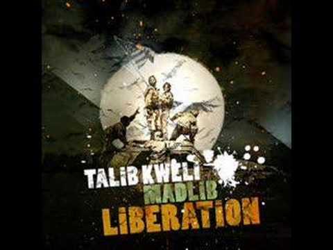 Talib Kweli feat. Madlib - Engine runnin'