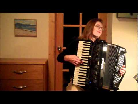 Flatwater Fran by Phil Cunningham - played by accordiona