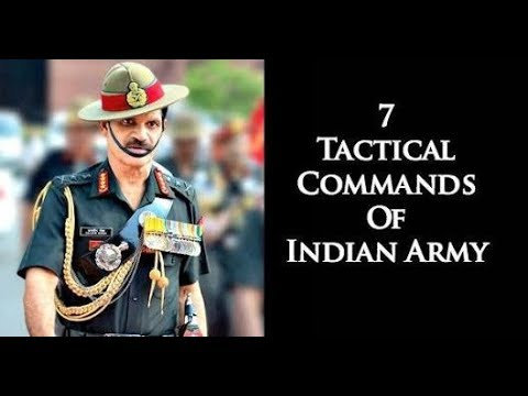Commands of Indian Army (Headquarters) | GK/GS/GA | by- Aadil Abbasi