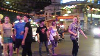 Nightlife at Saigon City
