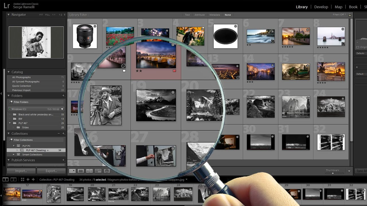 My 5 best tips to find anything quick in Lightroom Classic 2019 New update