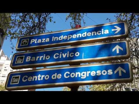 Reportagem sobre a cidade de Mendoza (20/10/16)