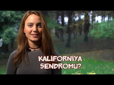 Kaliforniya Sendromu Nedir?