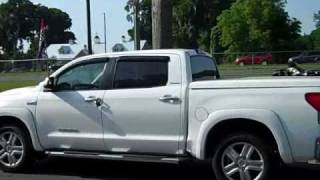 used Toyota Tundra Limited Crew Cab Gainesville Fl for sale Gville near Ocala Lake City Jacksonville
