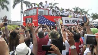 HAYOnline Goes To The Heat Parade 2012!
