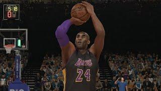 NBA 2K14 100 Point Challenge - Kobe Bryant