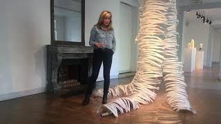 """Episode 4/5 """"Sculpture protectrice"""" avec Agnès Pezeu"""