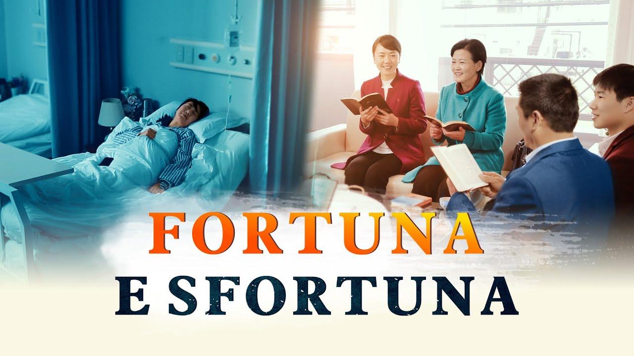 "Film di ispirazione cristiana | ""Fortuna e sfortuna"" | Cos'è una vita felice"