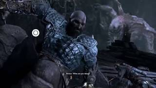 Dragon Boss Fight New Game Plus - GOD OF WAR PS4