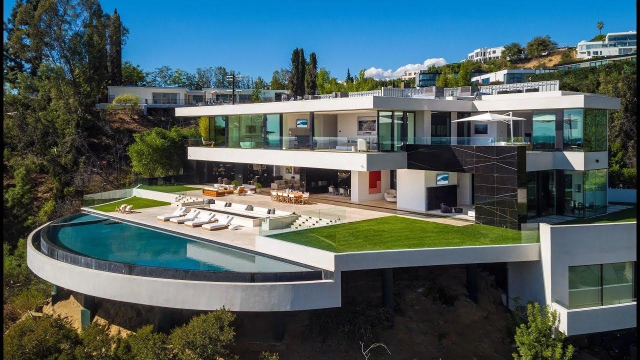 The Pinnacle Of Sunset Strip Estates Youtube