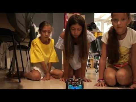 Robotics Summer Camp 2016