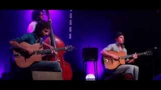 Tcha-Badjo -  Live in Samois sur Seine - Gypsy Jazz