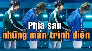 [BTS-My heart] Phía sau những màn trình diễn...