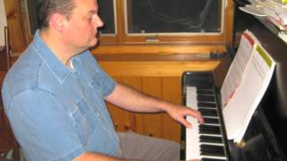 "Gambar cover The Doo Wop Waltz by David Tisdell From ""Piano Fusions"""